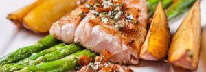 peixe com frisante