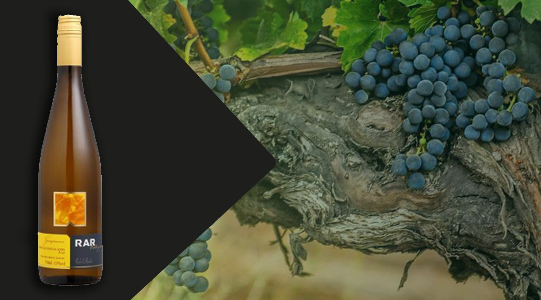 RAR Collezione Gewürztraminer vinho gaúcho