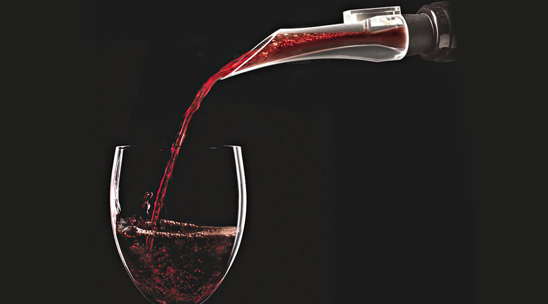 vinho corta-gotas pra que serve