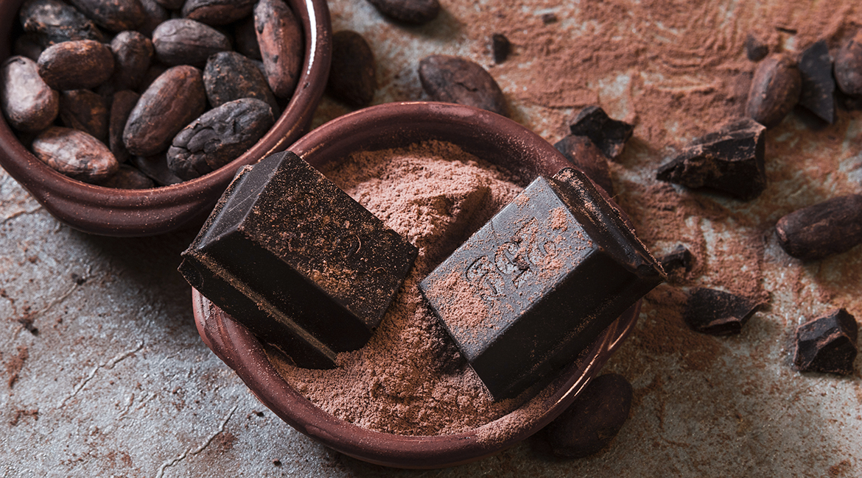 chocolate vinho