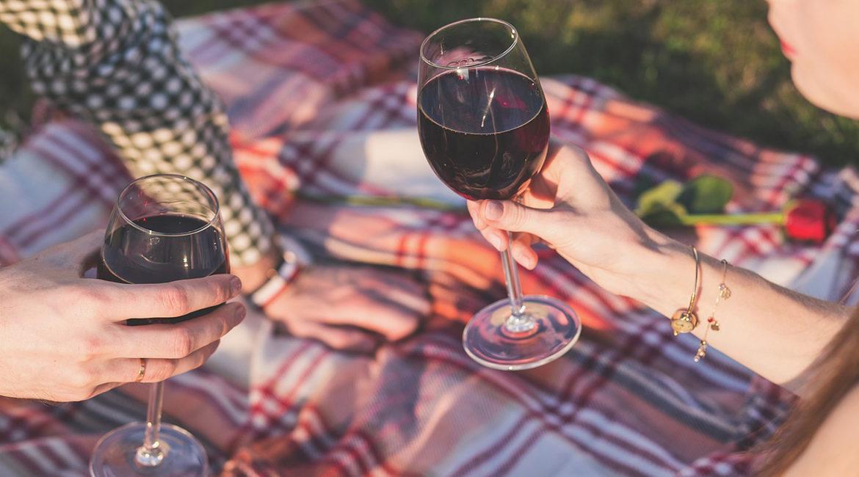 Vinho e chocolate podem ser reforço para a saúde