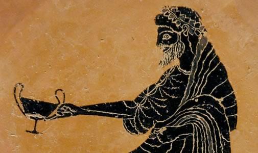 vinicultura vinho Grécia Antiga