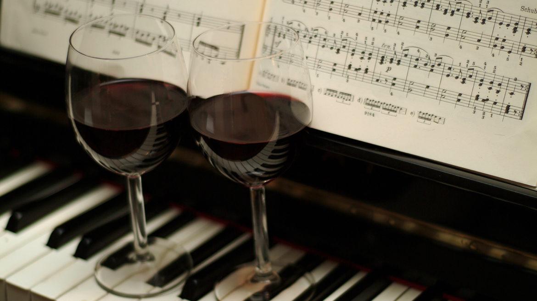 Vinicultores usam música para fazer um vinho melhor