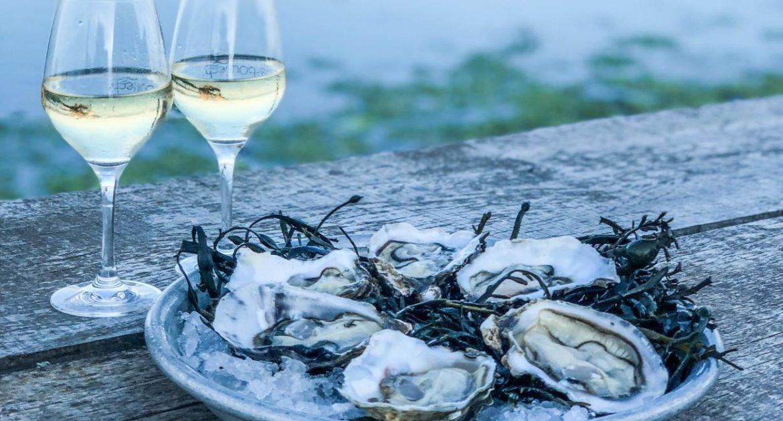 Vinhos que combinam com ostras