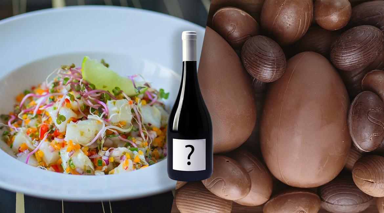 Páscoa 2020: Combine vinhos com bacalhau e chocolate