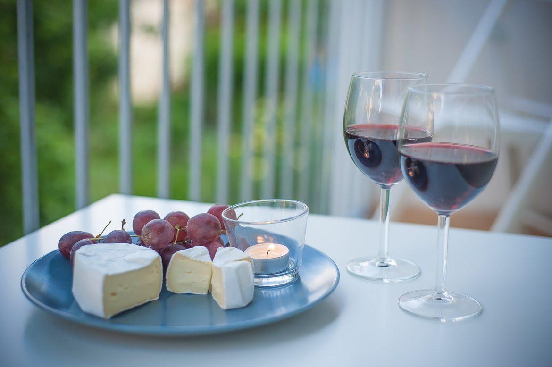 Pesquisa mostra consumo de vinho durante o isolamento social