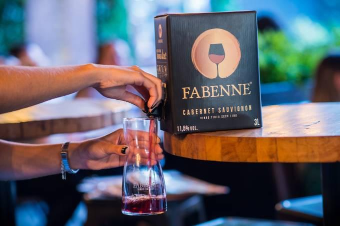 O vinho em caixa avança no Brasil
