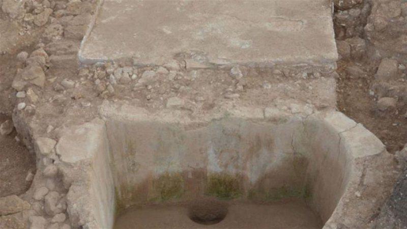 Arqueólogos descobrem a mais antiga fábrica de vinhos dos fenícios