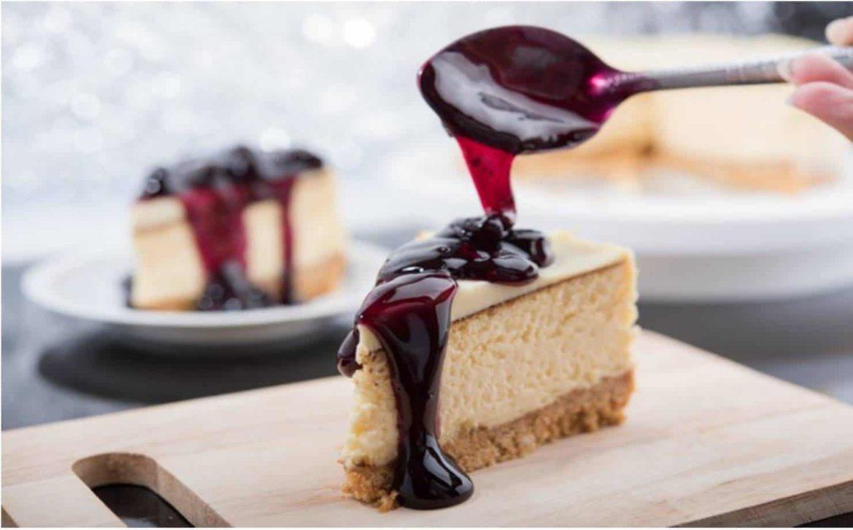 Cheesecake com vinho tinto: aprenda a fazer!