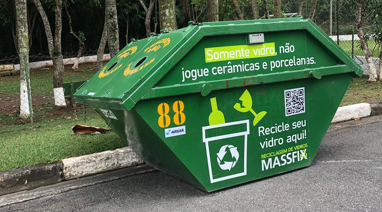 Patrocinadora da Avaliação Nacional de Vinhos cria iniciativa de reciclagem de vidro