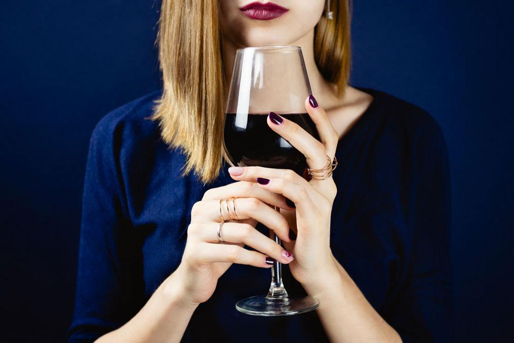 Quais tipos de vinhos tem mais resveratrol?