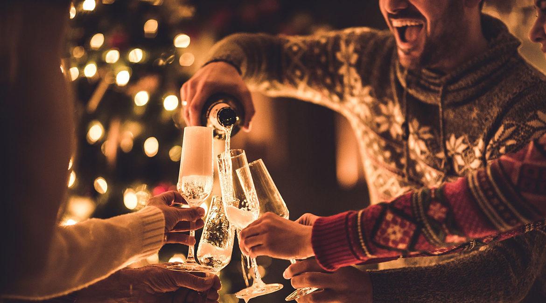 Como surgiu o costume de beber espumante no ano novo?