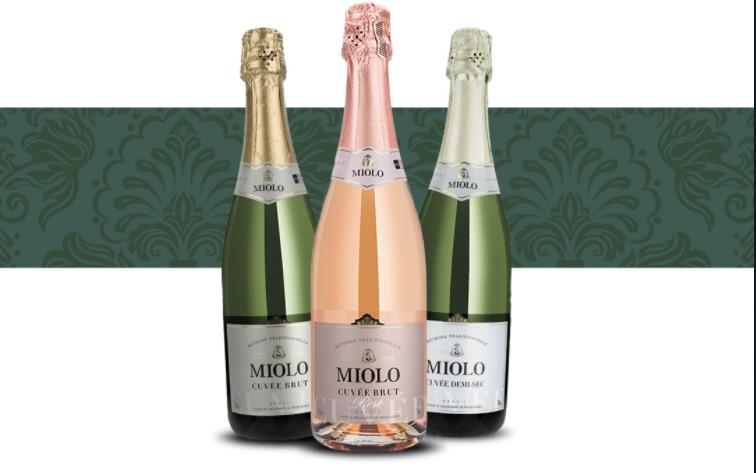 Harmonizando rótulos: Miolo Cuvée Brut, Rosé e Demi-Sec