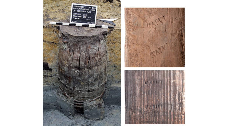 Barricas de vinho da época romana revelam mais sobre tanoeiros