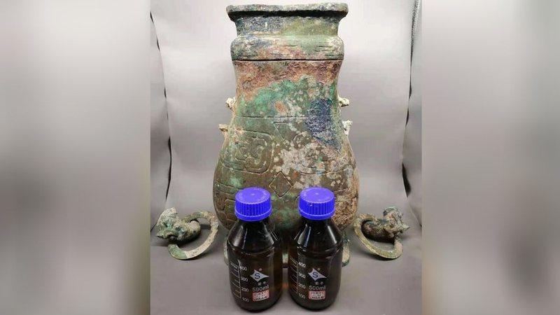 Pesquisadores encontram vinho de 3 mil anos na China