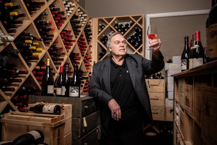 Quem é Robert Parker e por que ele é importante para o vinho?