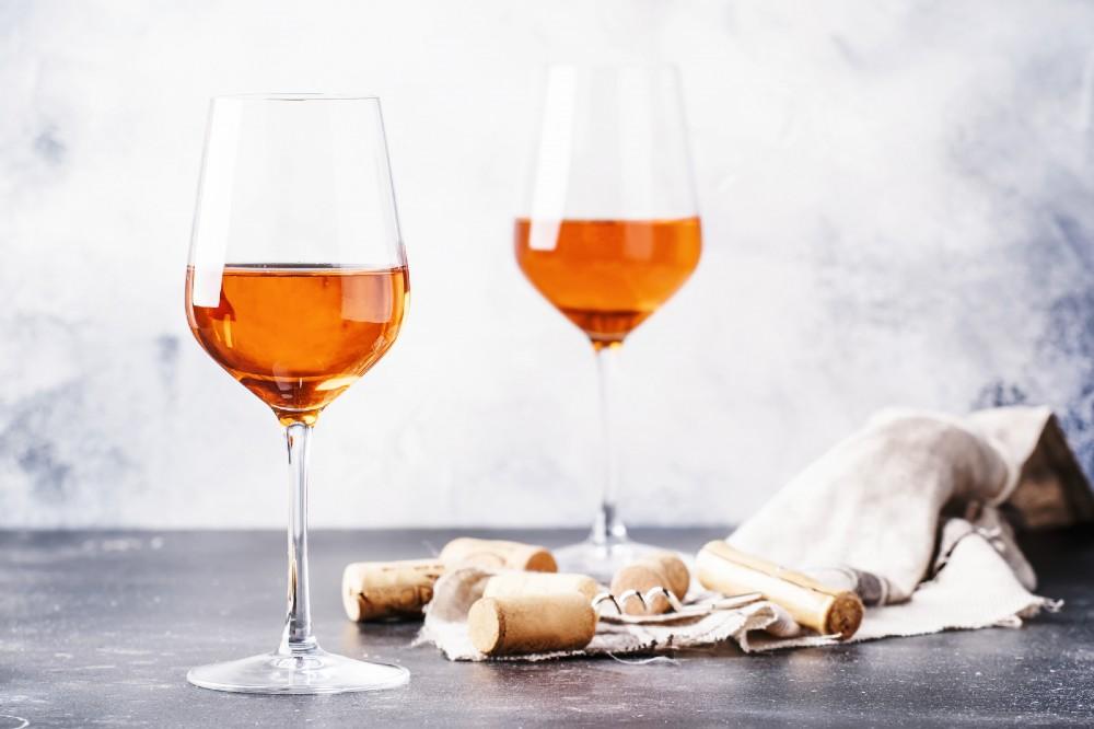 O que são 'vinhos laranjas' ou 'vinhos âmbar'?