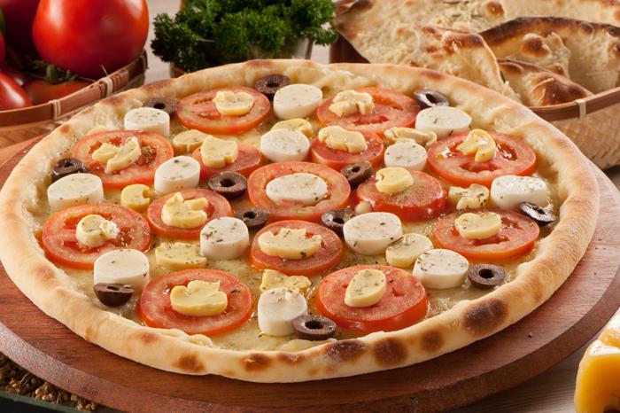 Gosta de pizza de palmito? Aprenda a harmonizá-la com vinho