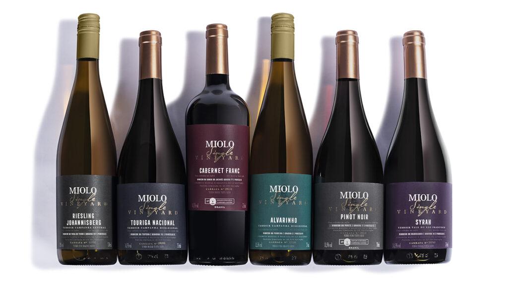 Miolo Single Vineyard - Os vinhos que nascem da terra e brotam de vinhedos únicos