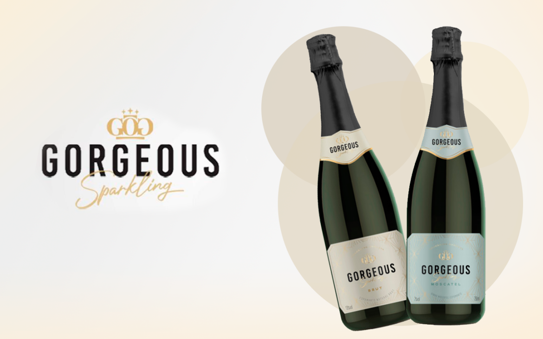 Espumante GORGEOUS chega ao mercado para ser a bebida do Verão 2022